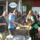 2013 - Personalfest mit Grillen und Kubb-Wettbewerb
