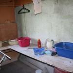 2008 - die alte Waschküche im Brygghuset ...