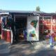 2013 - Eine Filiale von Drakens Koja auf dem größten Campingplatz in Schweden: Böda Sand