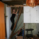 2008 - ein Luke zum Dachstuhl