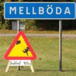 2009 - ungewöhnliche Schilder in Mellböda