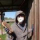 2011 - ein richtiger Drecksjob: Fassade bürsten