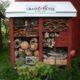 2012 - Ann schaffte es auch ein Insektenhotel zu installieren