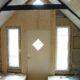 2012 - eine neue Türe und zwei neue Fenster