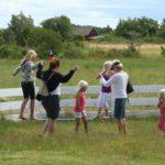 2008 - viele kamen um unseren Hof zu entdecken