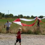 2008 - viele entdeckten den Spaß am Drachenfliegen