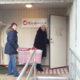 2014 - Geschenkelieferung an RIA in Borgholm